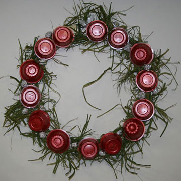 Wreath-cyled